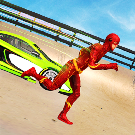 (Real Flash  Speed hero)