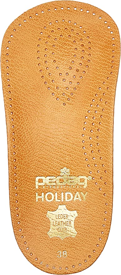 Light Pedag Holiday Orthotic Arch Support Insole Insert Plantar Fasciitis Thin