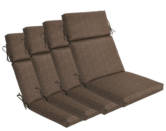 Amazon.com: Cojín de repuesto Bossima para silla de ...