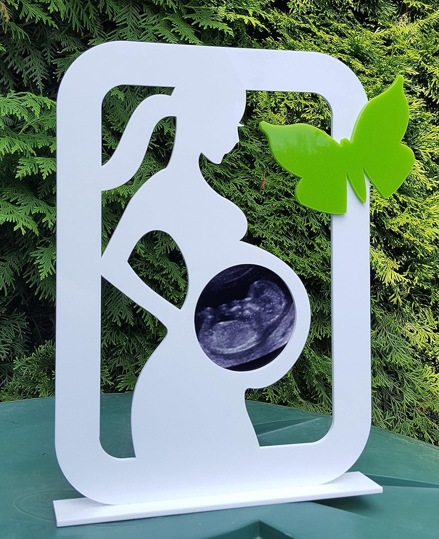 Personalisiert Babybild Baby Bilderrahmen Ultraschall Bild Foto ...