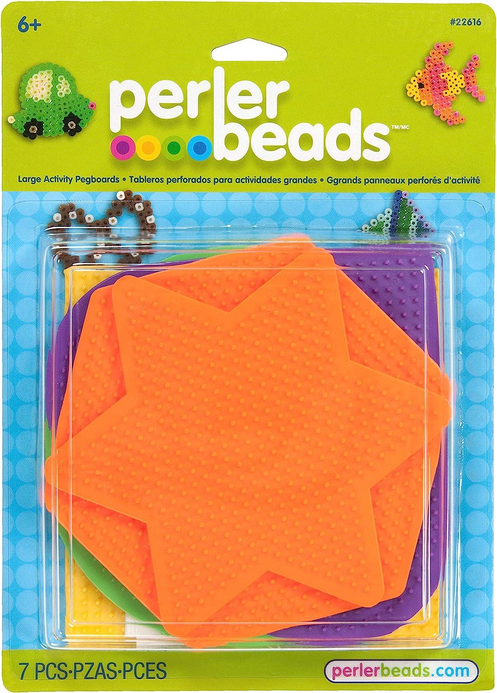 Tableros para Canutillos Hama Beads (5 unidades surtidos)