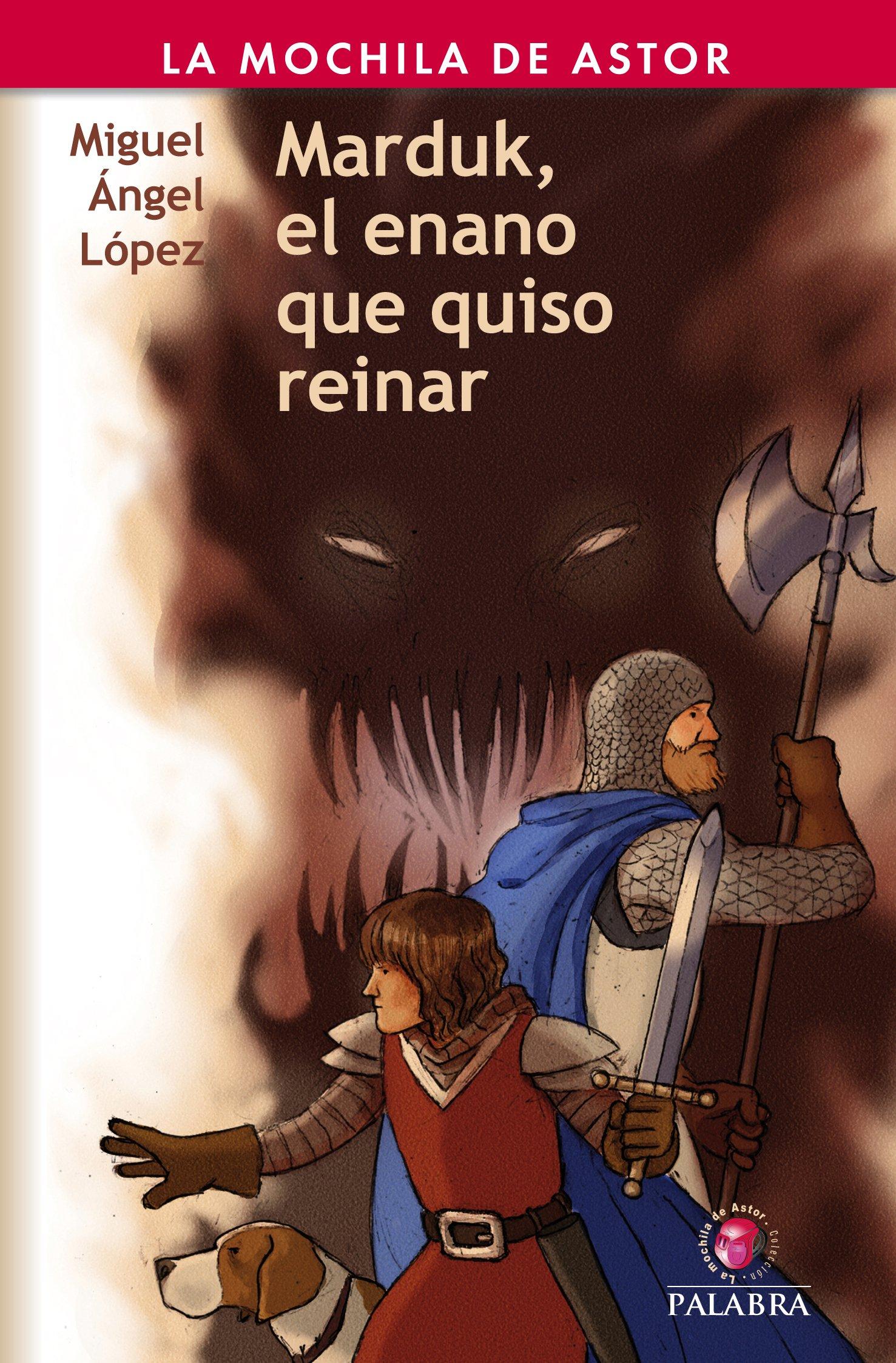 MARDUK,EL ENANO QUE QUISO REINAR ebook