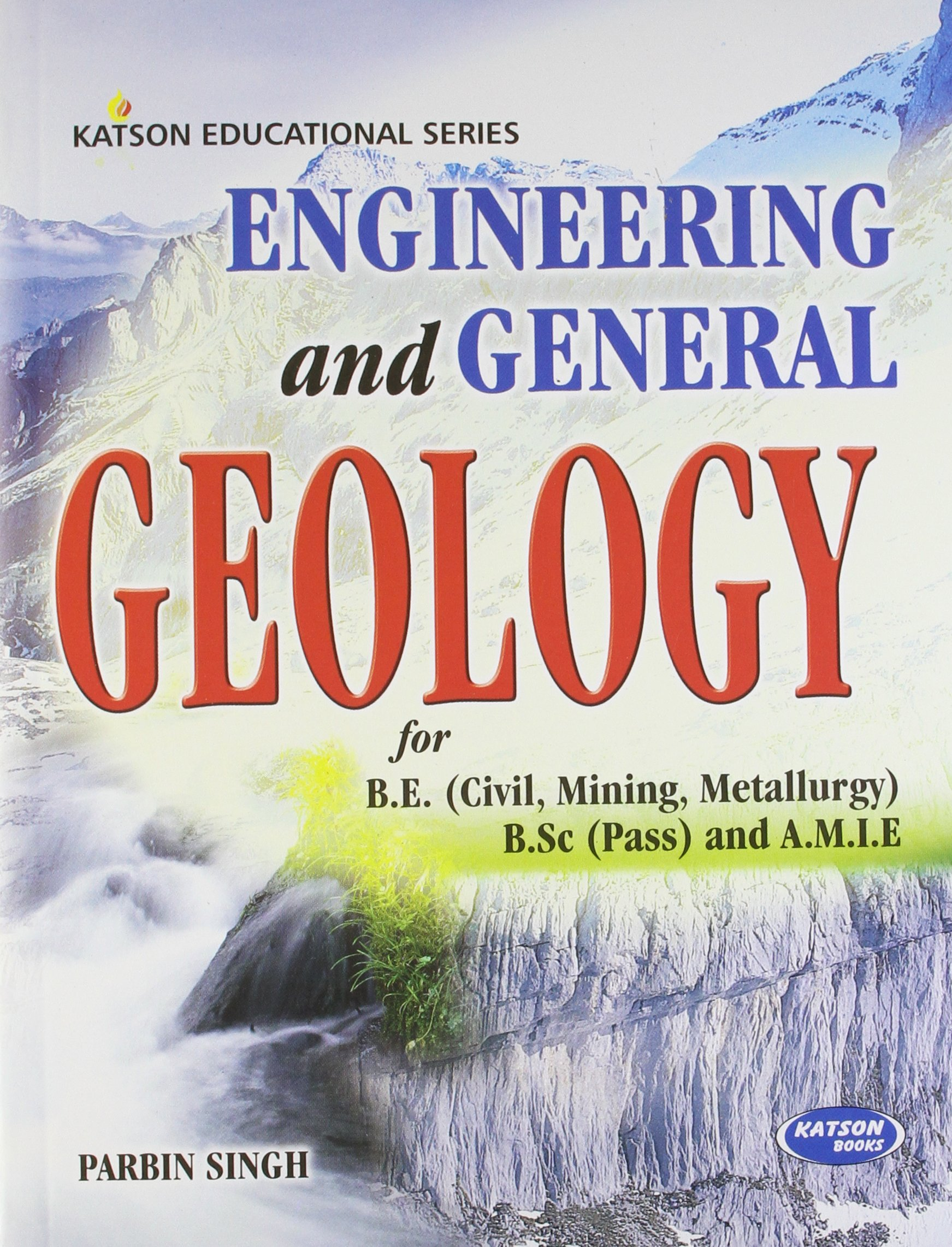 engineering and general geology by parbin singh