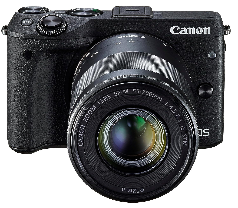 Canon ミラーレス一眼カメラ EOS M3