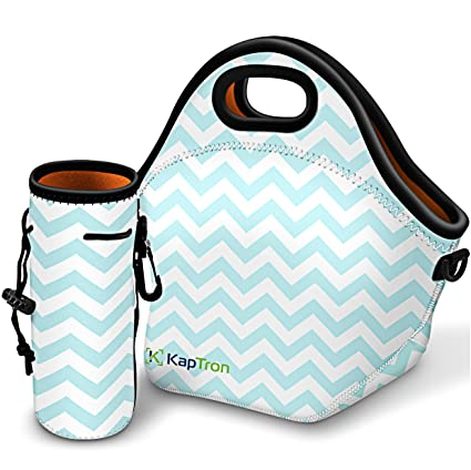 Amazon.com: Kaptron Lunch Bag, Thick insulated