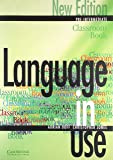 Language in Use: Pre-intermediate Classroom Book
