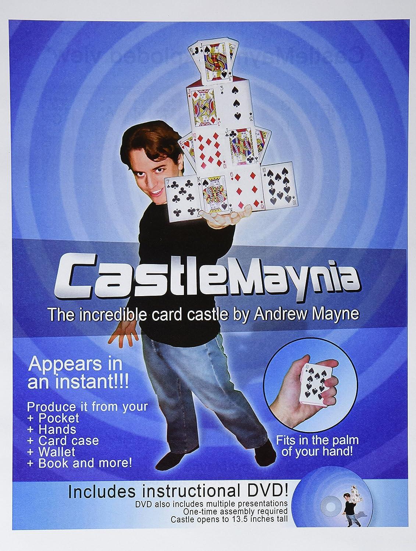 Varios - Castle maynia (con dvd): Amazon.es: Juguetes y juegos