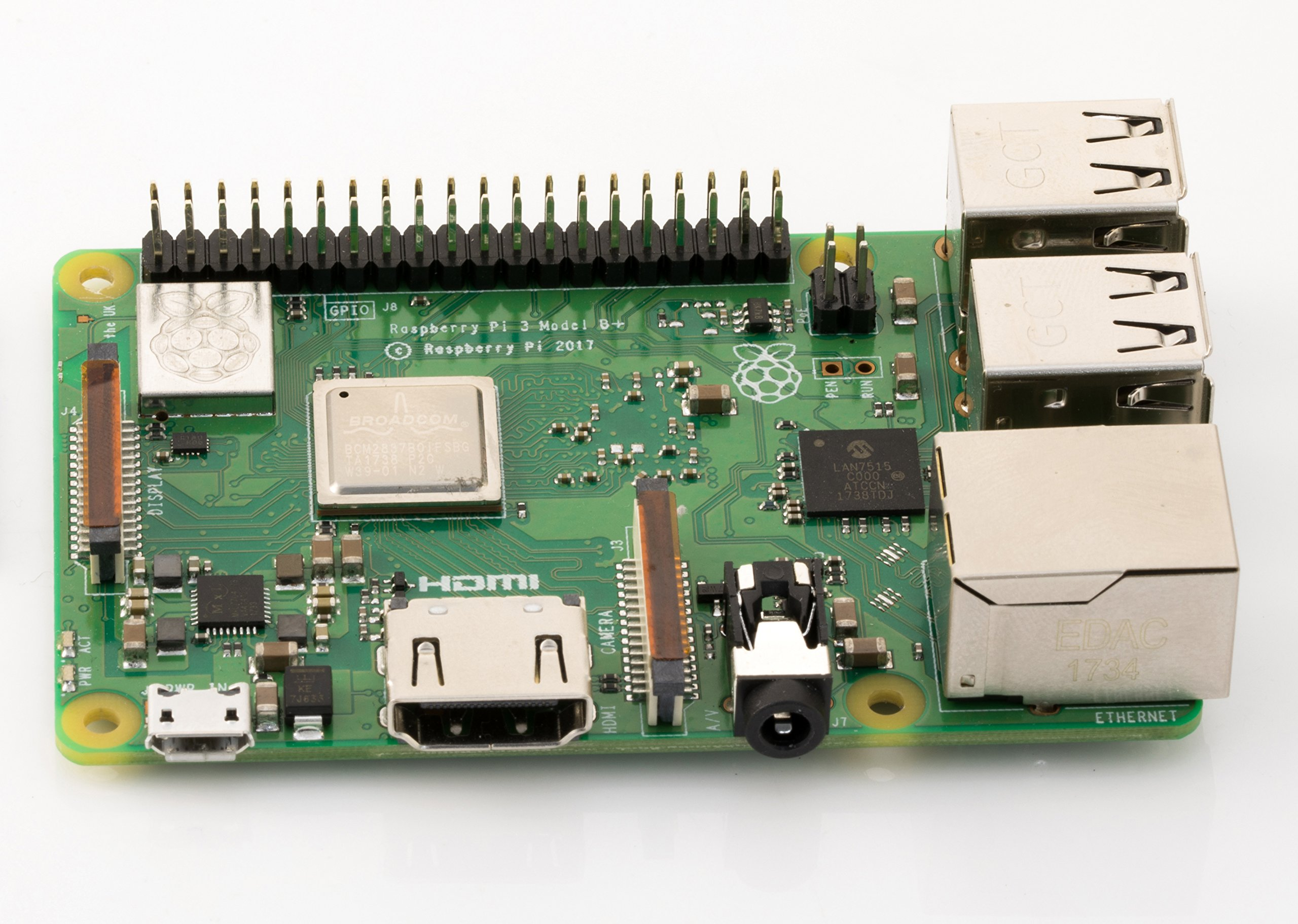 Vilros Raspberry Pi 3 Model B+ (B Plus)-With 2.5A Power Supply [LATEST MODEL 2018] by Vilros (Image #8)