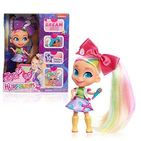 JoJo Loves Hairdorables - D.R.E.A.M. Limited Edition Doll