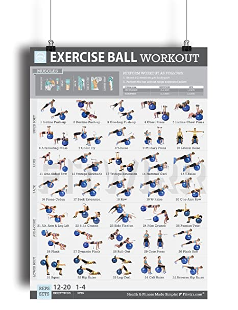 picture relating to Simply Fit Board Printable Workouts referred to as 19\
