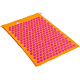 Soma System Spiky Acupressure Mat for Back and Neck Pain Relief, Stress Release, and Muscle Relaxation. Comes with a Thin Cover Cloth