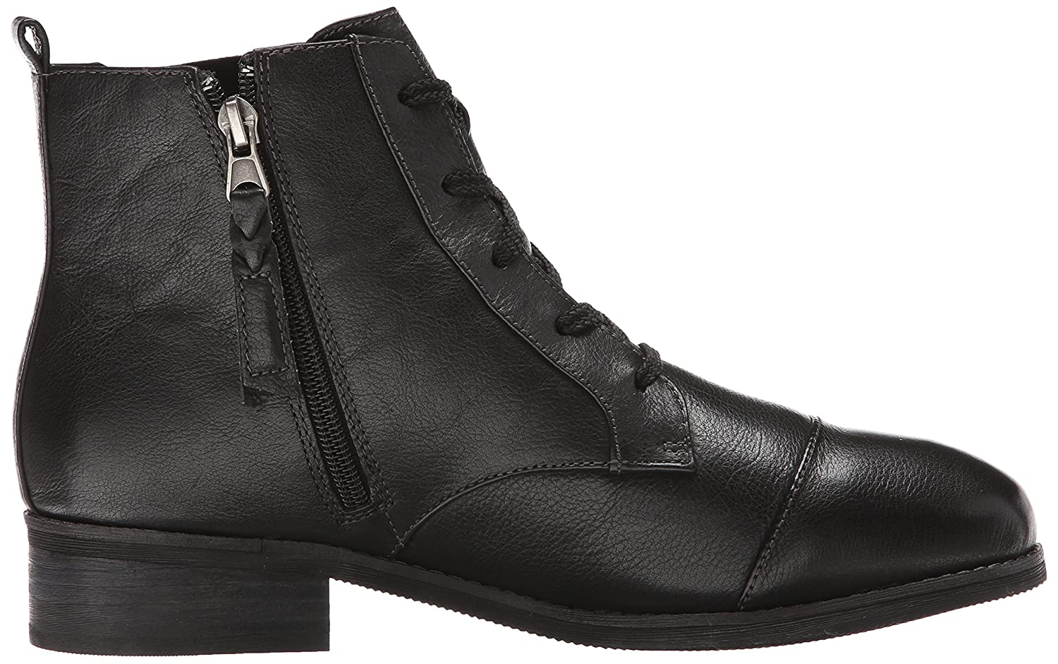 SoftWalk Women's Miller Boot B00S0391OU 10 B(M) US|Black