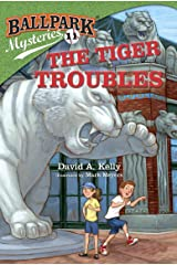Ballpark Mysteries #11: The Tiger Troubles Kindle Edition