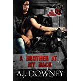 A Brother At My Back: The Sacred Brotherhood Book VI