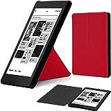 Forefront Cases® Kobo AURA One N709-KU-BK-K-EP Lettore eBook Smart Case Cover Custodia Caso Origami - Protezione dispositivo completa e funzione Smart Auto Sleep Wake