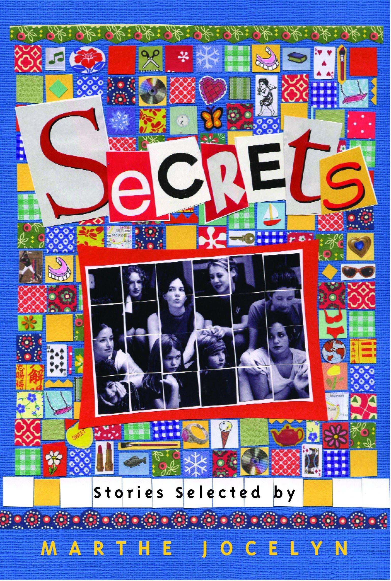 Download Secrets: Stories Selected by Marthe Jocelyn pdf epub