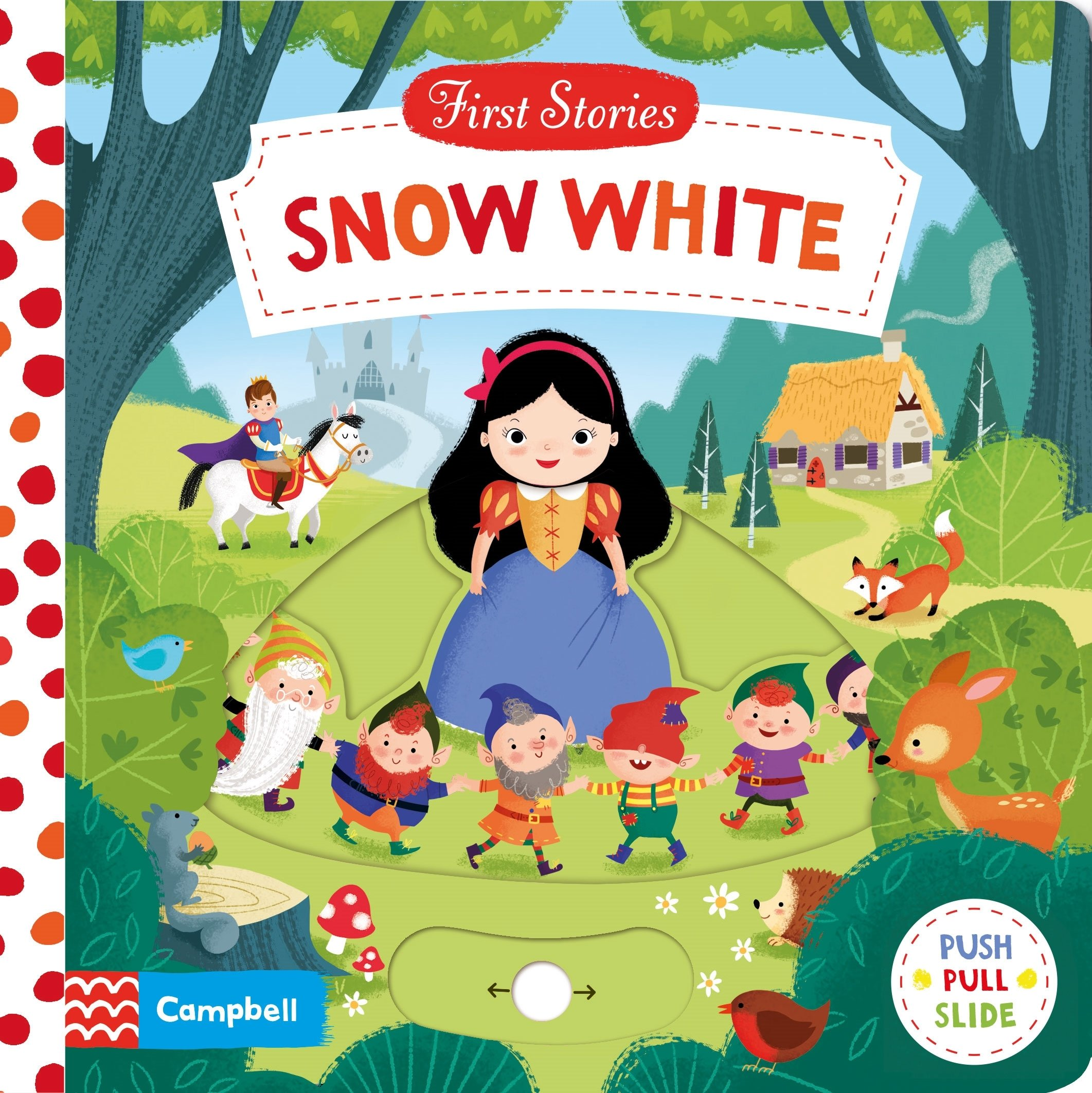 Snow White (First Stories): Amazon co uk: Dan Taylor: 9781447295716