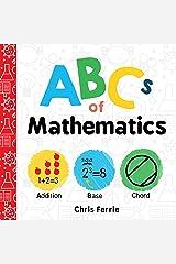 ABCs of Mathematics (Baby University) Board book