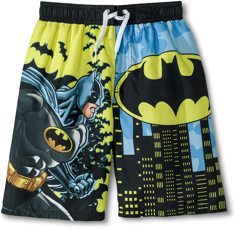 DC Comic Justice League Board Shorts Swimmers Shorts Swim Wear Boardies