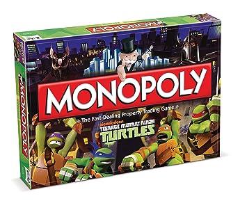 Hasbro - Juguete de Viaje Tortugas Ninja, de 2 a 6 Jugadores ...