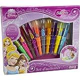 Lansay - 23434 - Kit De Loisirs Créatifs - Blopens Set D'Activités - Princesses