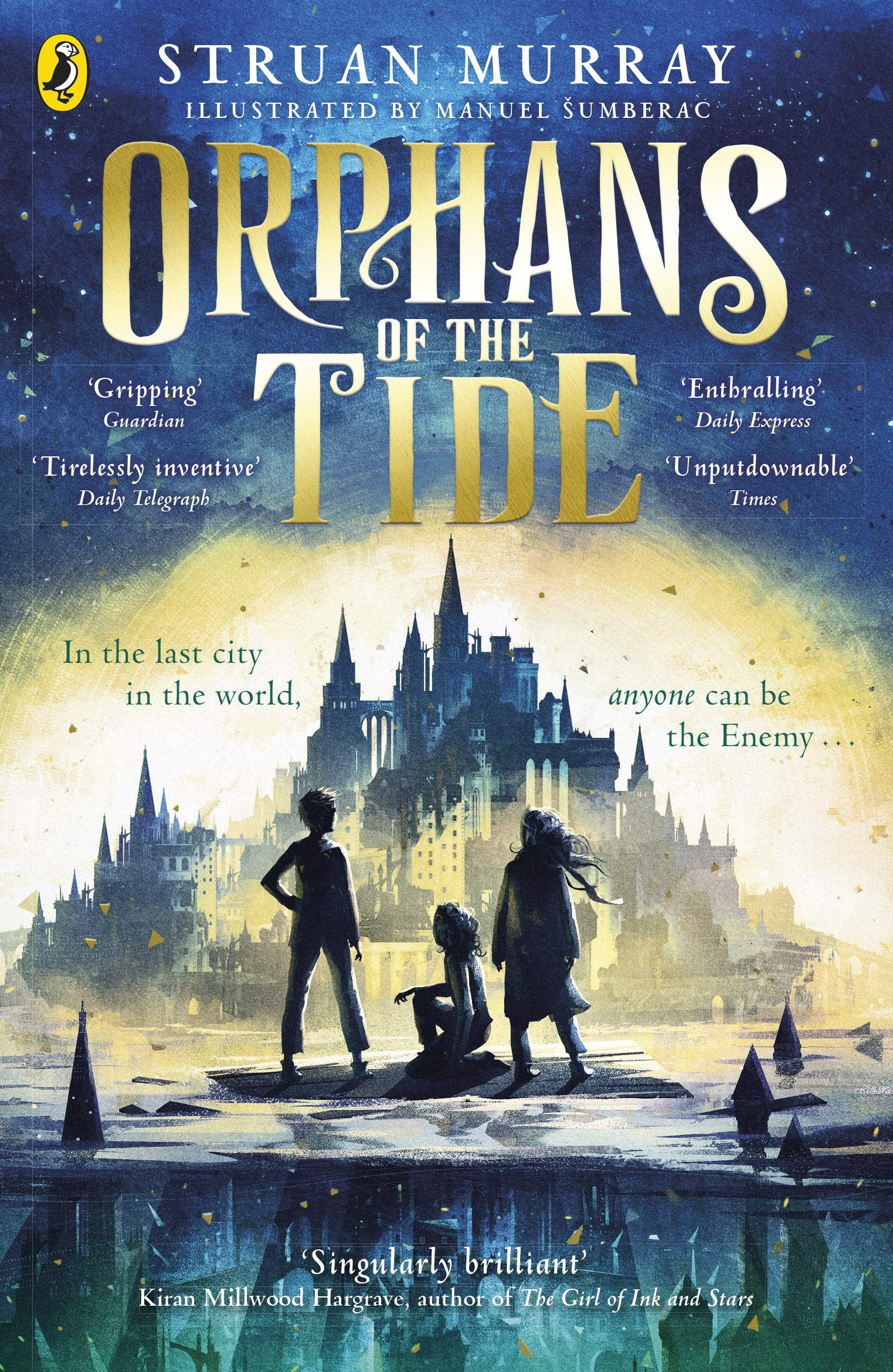 Orphans of the Tide: Amazon.co.uk: Murray, Struan, Sumberac, Manuel: Books