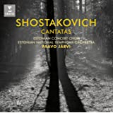 "Shostakovich: Cantatas ""Song of the Forests"""