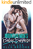 Mountain Man's Baby Surprise (A Mountain Man's Baby Romance)