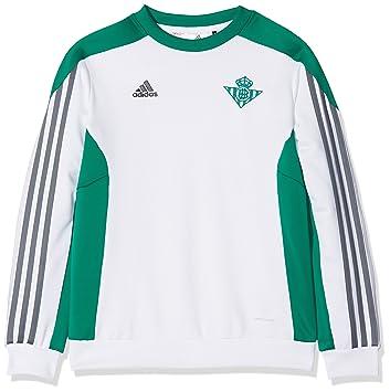Adidas Línea Betis FC Camiseta, Niños, Verde (Custom), 9-10