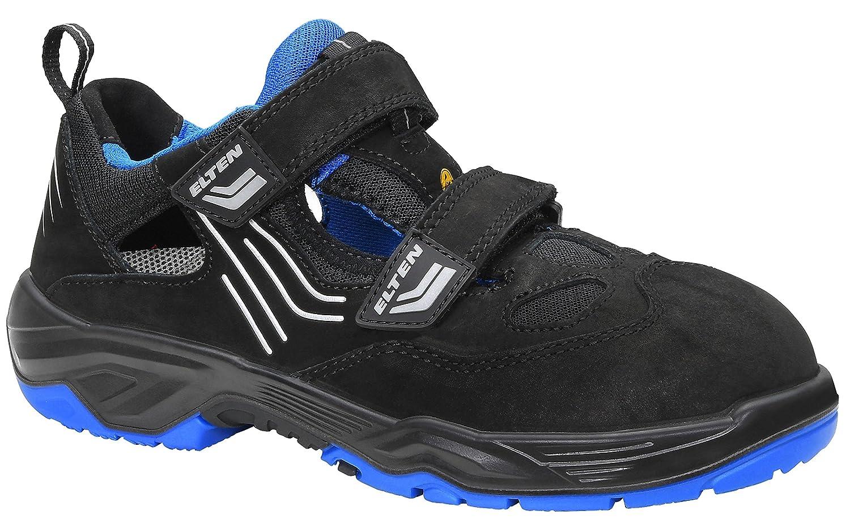 - Elten Ambition Blue Easy Esd S1, Zapatos de Seguridad Unisex adulto, Azul (Blau 4), 45 EU 45 EU