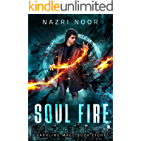 Soul Fire (Darkling Mage Book 8) book cover