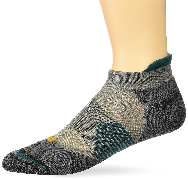 Merrell mens standard 1 Pack Performance Ultra Light Running Tab Socks Monument m/l MEMF17D004-01