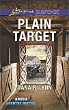 Plain Target (Amish Country Justice)