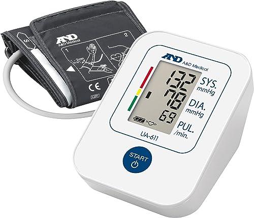 Tensiómetro de brazo digital A&D UA-611
