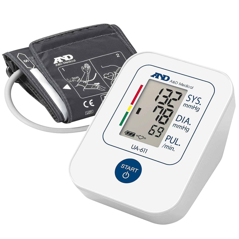 A&D Medical UA-611 Tensiómetro de brazo digital, validado ...