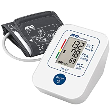 Amazon.com: AND Blood Pressure Monitor: Health & Personal Care