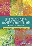 Culturally Responsive Cognitive Behavior
