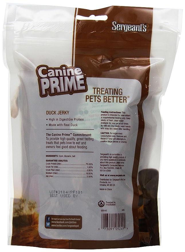 Amazon.com: Jersey de pato primario de Sargento Canina, 19 ...