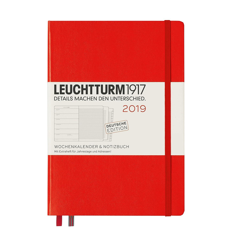 Leuchtturm1917 周记事本2019