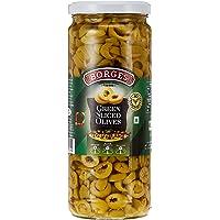 Borges Green Sliced Olives, 450g
