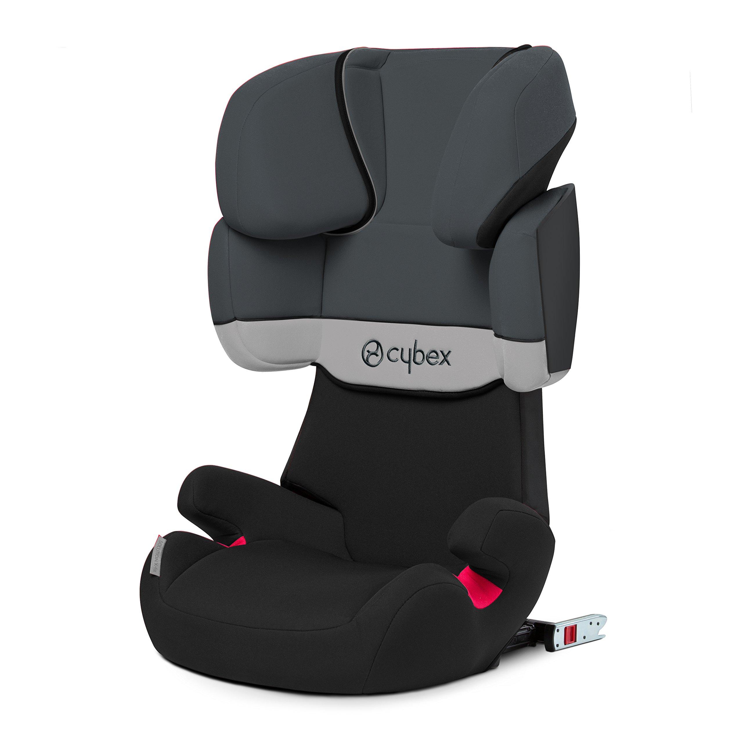 CYBEX Solution X-Fix Infant Booster Car Seat Gray Rabbit  sc 1 st  Amazon.com & Amazon.com : CYBEX Solution X-Fix Infant Booster Car Seat Purple ... islam-shia.org