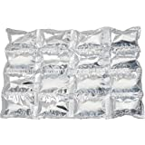 Reusable Ice Pack Sheets For Coolers and Shipping Stays Cold For 48 Hours (10-20 pack 4x4 Sheets)