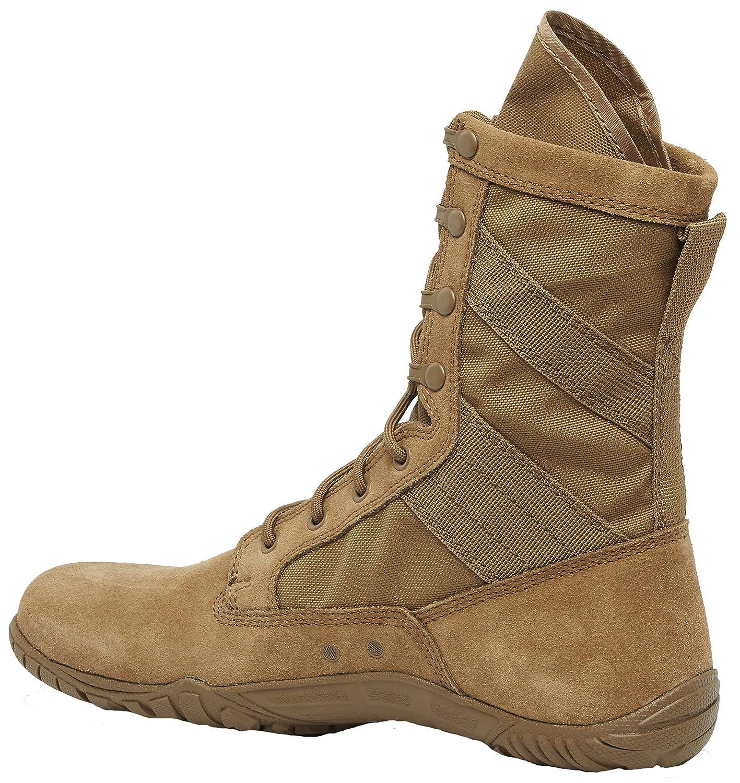Belleville TR105 Minimalist Boots Unisex Coyote Leather/Nylon B01N27R9QB 8.5 Regular|Coyote Brown