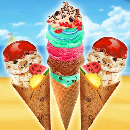snow cream recipe - 1