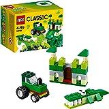 LEGO Classic Green Creativity Bricks Box 10708 Playset Toy