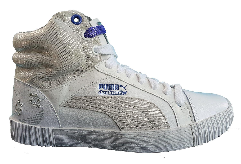 Puma Puma Street Jump, Damen Stiefel  Stiefeletten  Weiszlig; wei?  40 EU