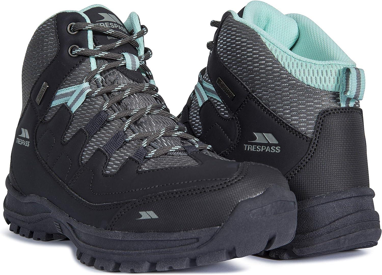 Trespass Womens Mitzi High Rise Hiking Boots