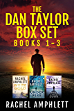 The Dan Taylor series: Books 1-3 (The Dan Taylor spy novel series box set)