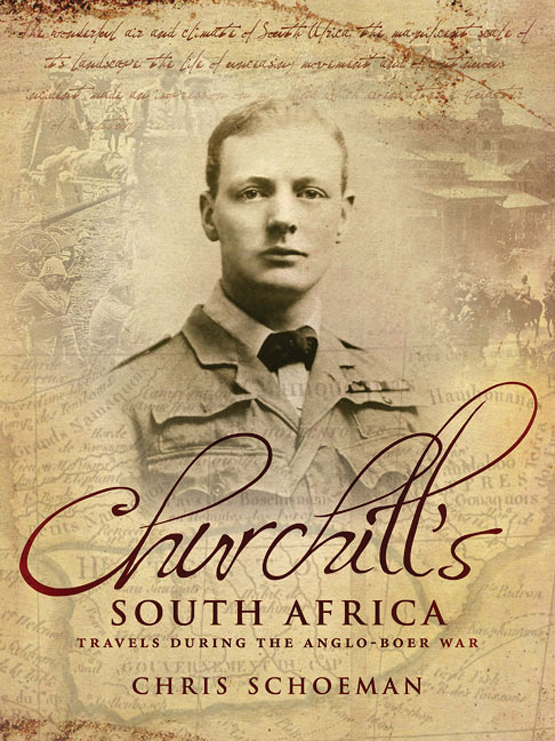 Download Churchill's South Africa: Travels during the Anglo-Boer War pdf epub
