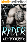Ryder: (A Gritty Bad Boy MC Romance) (The Lost Breed MC Book 1)